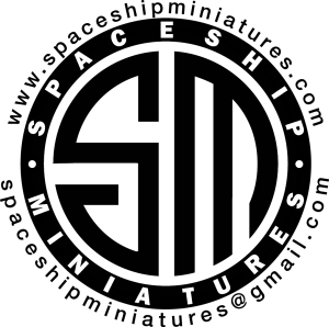 Spaceship Miniatures logo