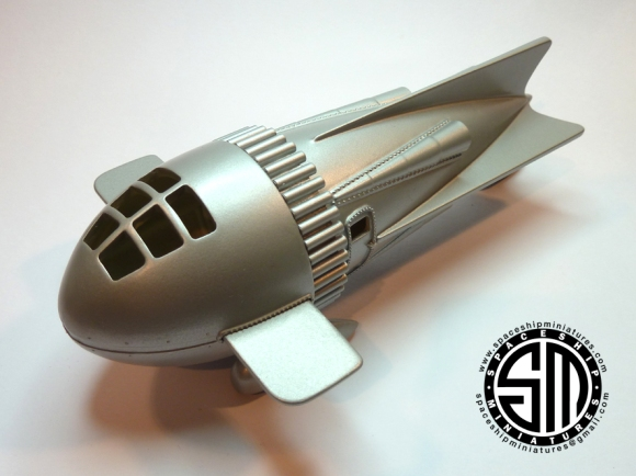 Dr. Zarkov's Rocket Ship 1936 (Prototype) 1
