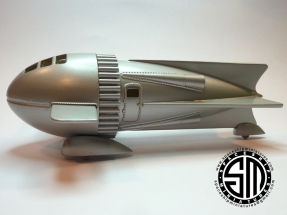 Dr. Zarkov's Rocket Ship 1936 (Prototype) 2